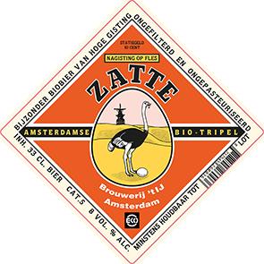Zatte label