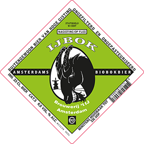 IJbok label