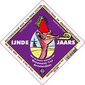 IJndejaars label