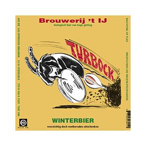 Turbock label