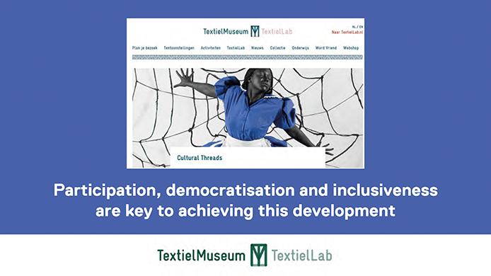 Pagina 31 TextielMuseum presentatie