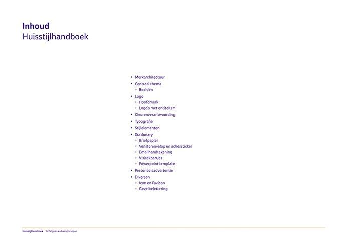 Maastro Corporate Identity Book pagina 02