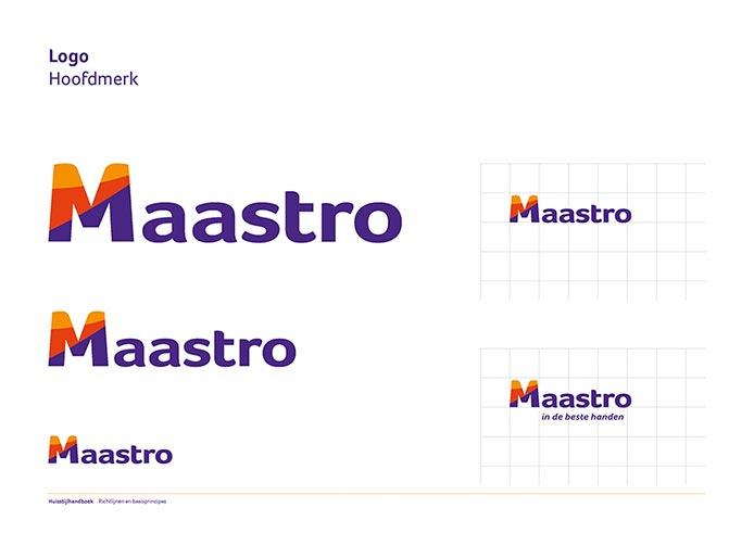 Maastro Corporate Identity Book pagina 06