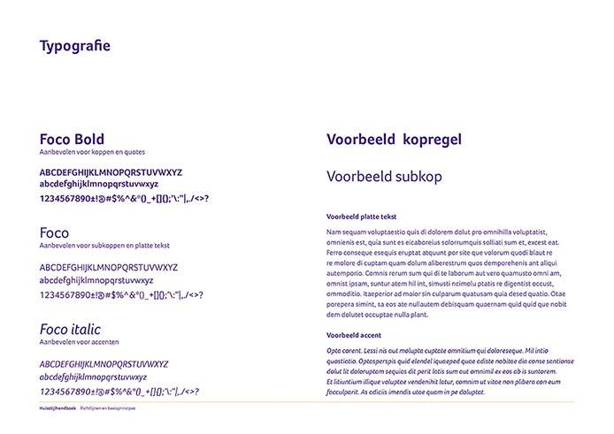 Maastro Corporate Identity Book pagina 09
