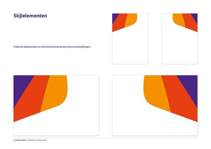 Maastro Corporate Identity Book pagina 10