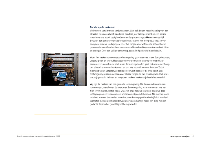 Heijmans Toolkit Pagina 13