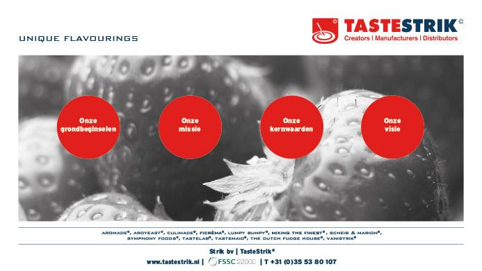 TasteStrik Mission Pagina 2