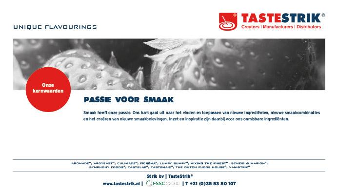 TasteStrik Mission Pagina 7