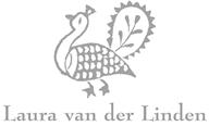 Laura van der Linden logo