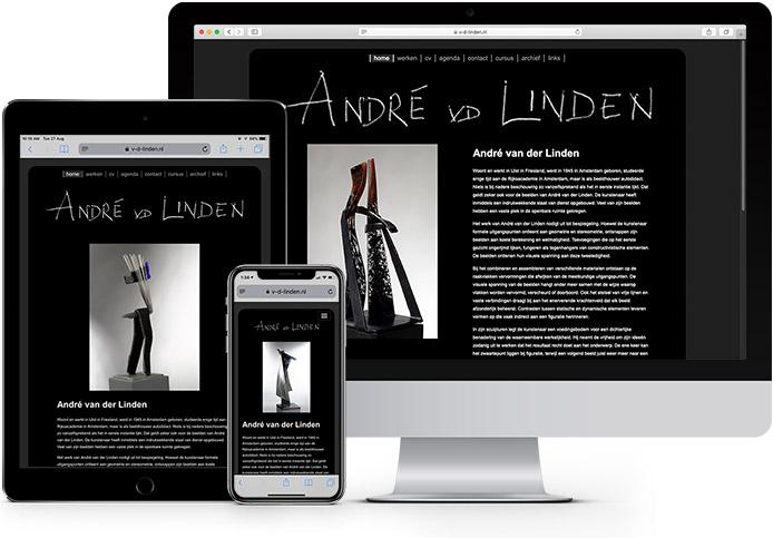 Showcase André van der Linden