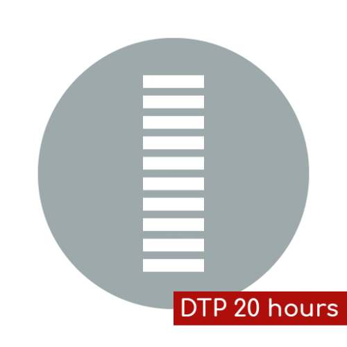 Product icon DTP 20 hours