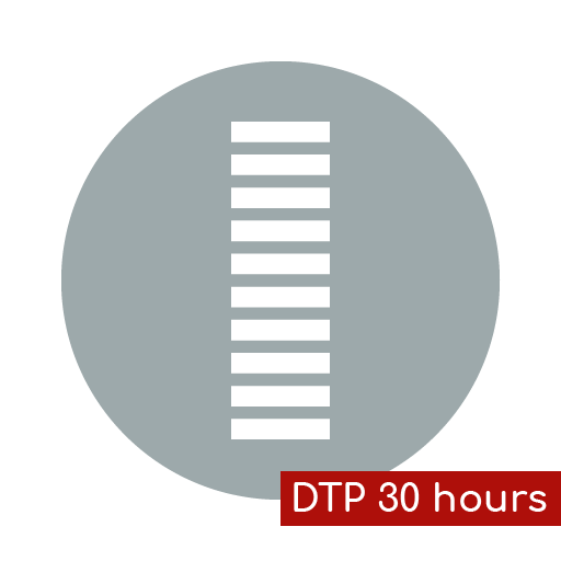 Product icon DTP 30 hours