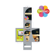 Tassimo coffee pads packaging